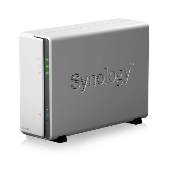 שרת אחסון רשתי Synology NAS DS119j