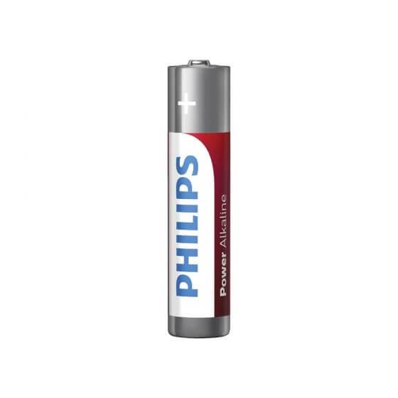 סט 4+4 סוללות Philips AA