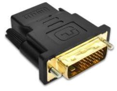 מתאם DVI D בעל 24+1 פינים לחיבור HDMI